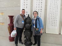 Northwestern Health Sciences University community members in China