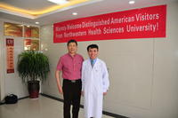 Northwestern Health Sciences University community members visit China