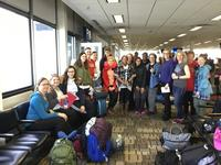 Northwestern Health Sciences University community members flying to China