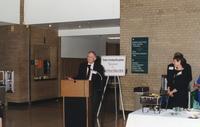 Northwestern College of Chiropractic President Dr. John F. Allenburg