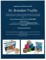 Athletic Taping Hands-On Workshop Flyer