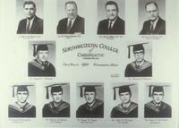 Northwestern College of Chiropractic class of 1960