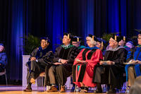 Inauguration of Northwestern Health Sciences University's new President Dr. Bushway