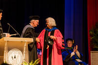 Dr. Bushway's inauguration