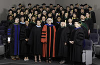 Northwestern Health Sciences University President Dr. Deb Bushway's inauguration
