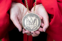 Northwestern Health Sciences University Presidential medallion