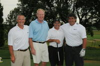 Attendees at 2011 golf tournament