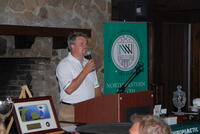 Speaker at 2007 golf tournament