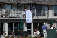 2009  Alumni golf tournament