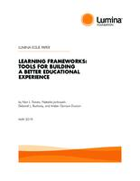Learning Frameworks: Tools for Building a Better Educational Experience