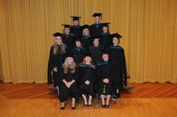 College of Acupuncture and Chinese Medicine graduatation