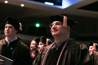Northwestern Health Sciences University's Spring 2019 graduation