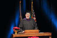 Northwestern Health Sciences University graduation speaker Richard Brown