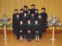 College of Acupuncture and Chinese Medicine graduates