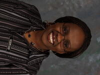 Northwestern Health Sciences University intern Catherine Njogu