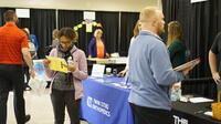 Northwestern Health Sciences University's 2019 Career Fair