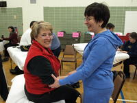 School of Massage Therapy Homecoming 2008
