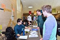 Northwestern Health Sciences University's Student organizations fair