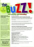The Buzz, Vol. 3, no. 9, Nov. 3, 2010