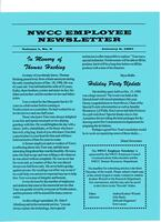 NWCC employee newsletter, Vol. 1, no. 2, Jan. 6, 1997