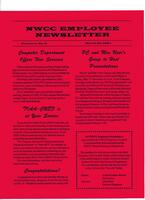 NWCC employee newsletter, Vol. 1, no.3, March 10, 1997