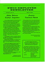 NWCC employee newsletter, Vol. 1, no.5, May 1, 1997