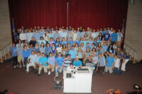 Northwestern College of Chiropractic students