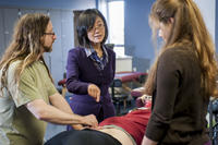 Northwestern Health Sciences University's College of Acupuncture and Chinese Medicine classclass