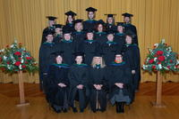 College of Chiropractic graduates