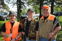 2010  Alumni hunt and shoot event