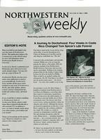 Northwestern weekly, Vol. 11, no. 14, Dec. 1, 2004