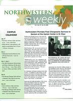 Northwestern weekly, Vol. 11, no. 19, Jan. 26, 2005