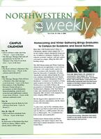 Northwestern weekly, Vol. 11, no. 22, Feb. 16, 2005