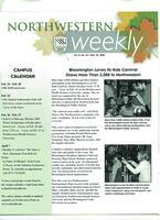 Northwestern weekly, Vol. 11, no. 23, Feb. 22, 2005