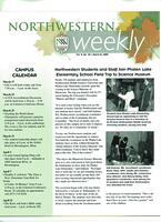 Northwestern weekly, Vol. 11, no. 26, March 16, 2005