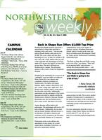 Northwestern weekly, Vol. 12, no. 32, June 7, 2006