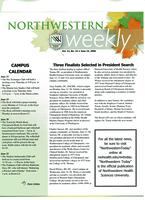 Northwestern weekly, Vol. 12, no. 23, June 14, 2006