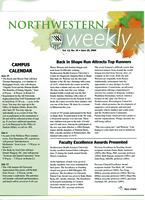 Northwestern weekly, Vol. 12, no. 35, June 28, 2006
