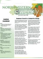 Northwestern weekly, Vol. 12, no. 40, Aug. 2, 2006