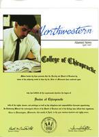 Northwestern bulletin and alumni news, April 1987