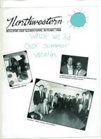 Northwestern bulletin and alumni news, Autumn 1988