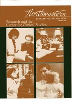 Northwestern bulletin and alumni news, Autumn 1989