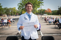 Northwestern Health Sciences University White Coat Ceremony