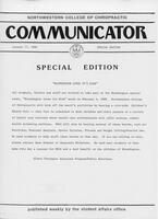 Communicator, Special edition, Jan. 17, 1989
