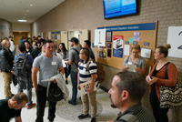 New student orientation day