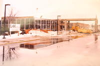 Northwestern Health Sciences University's Bloomington campus construction