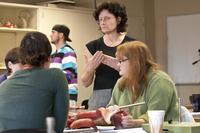 Northwestern Health Sciences University students in class