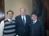 Northwestern Health Sciences University's President in China