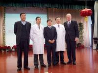 Northwestern Health Sciences University President Mark Zeigler in China