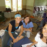 Northwestern Health Sciences University students in Costa Rica